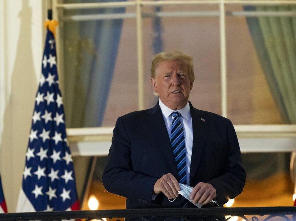 Trump Setop Pembahasan Stimulus, Harga Minyak dan Saham Anjlok