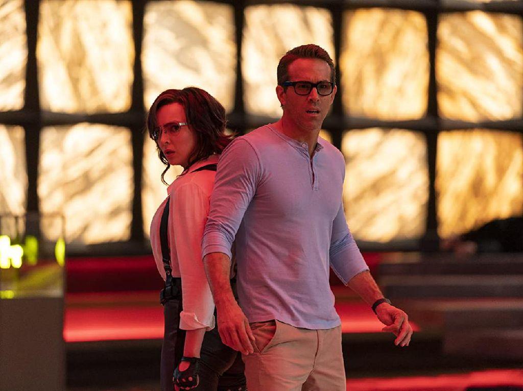 Ryan Reynolds Terjebak Kisah Cinta Virtual di Trailer Anyar Free Guy