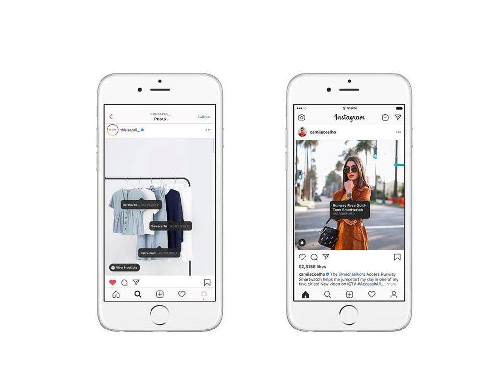 Instagram Shopping Hadir untuk Bantu Bisnis dan Kreator Jualan Online
