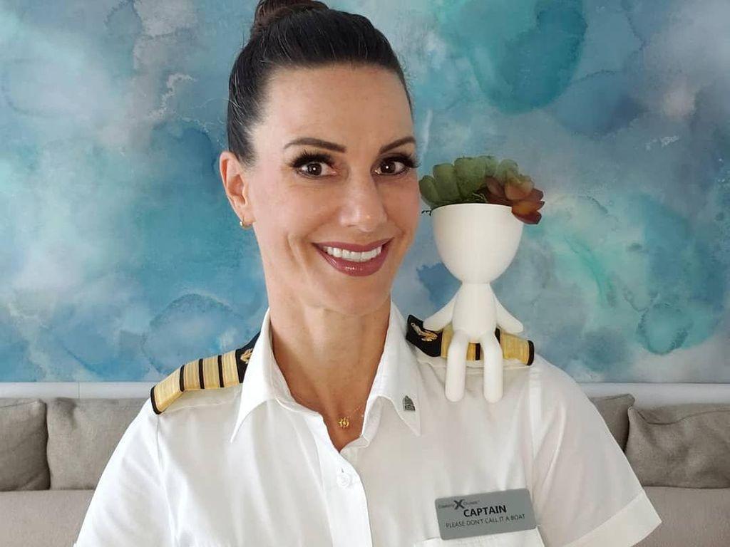 Disinggung Soal Gender, Kapten Wanita Ini Berhasil Buat Malu Penanya