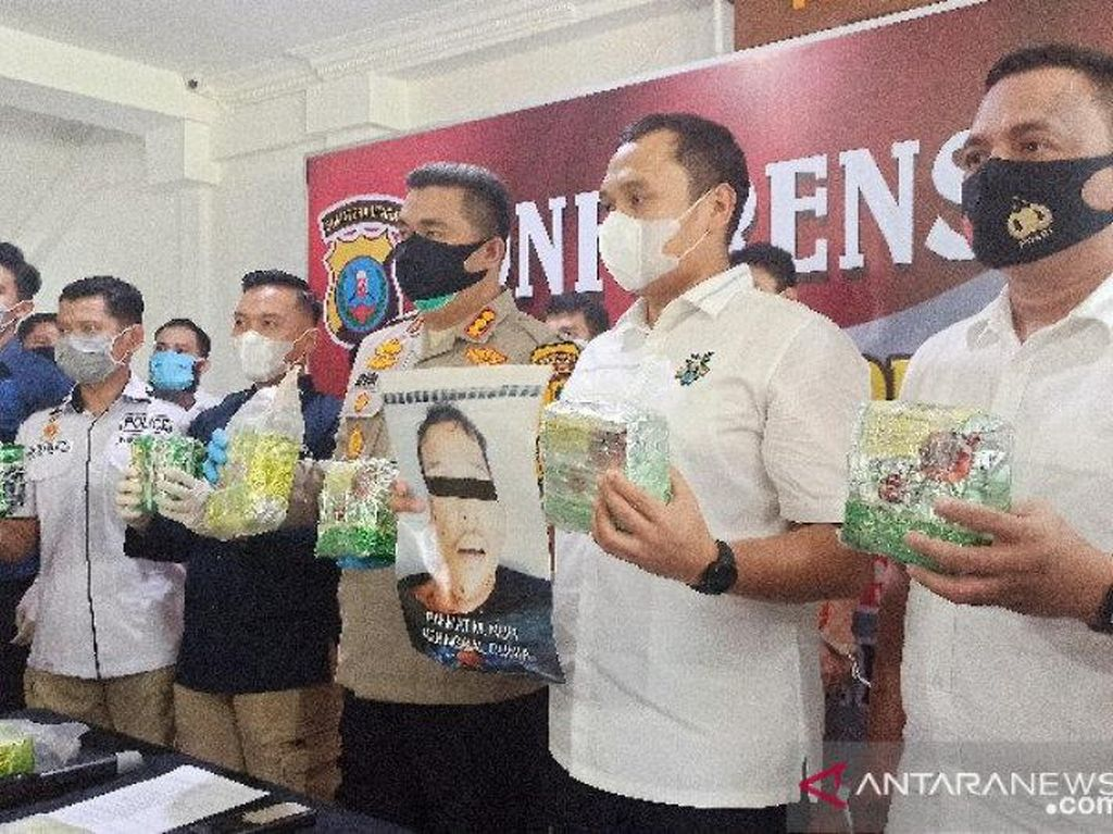 Polisi soal Sabu di Mes Pemko Tanjungbalai: Tersangka Ngaku Timses Walkot