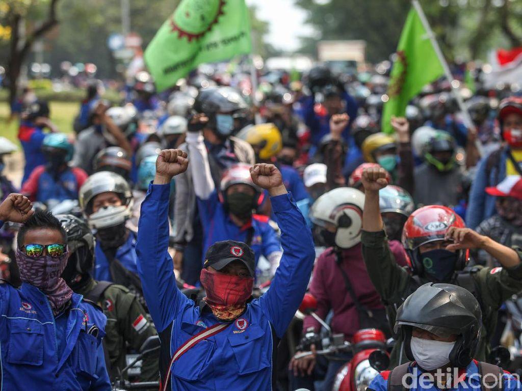 May Day, Buruh akan Lawan Rezim Upah Murah