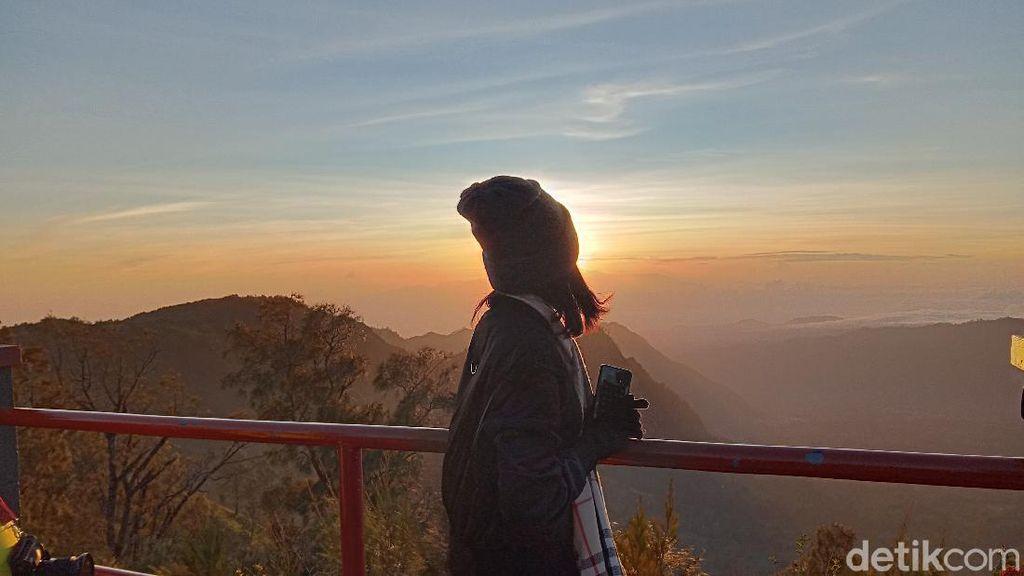 Menjemput Matahari di Penanjakan Bromo 1, Indah Sekali