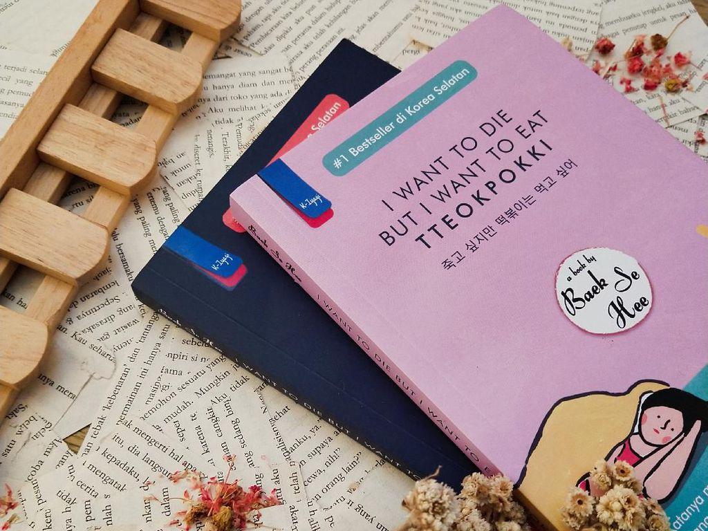 Dapat Cibiran, Buku Baek Se Hee Dianggap Jual Depresi dan Kesedihan