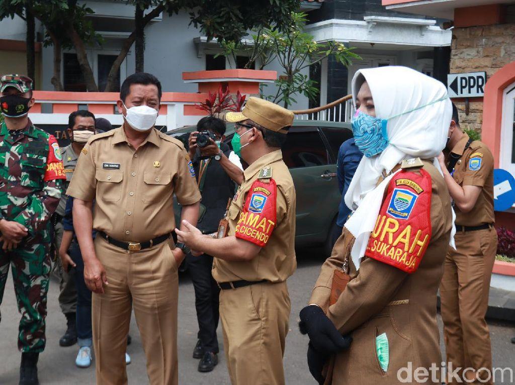 Keterisian RS Rujukan COVID-19 di Bandung Menurun Jadi 75 Persen