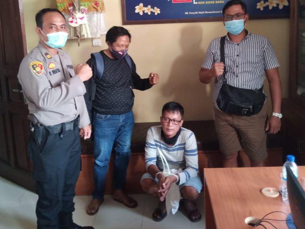 Spesialis Pencuri Kotak Amal di Bali Ditangkap, Modus Istirahat di Musala