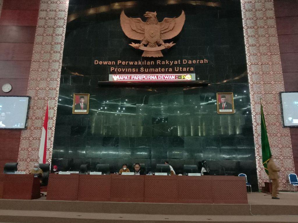 Ketua F-PKS Jadi Wakil Ketua DPRD Sumut Gantikan Salman yang Maju Pilkada
