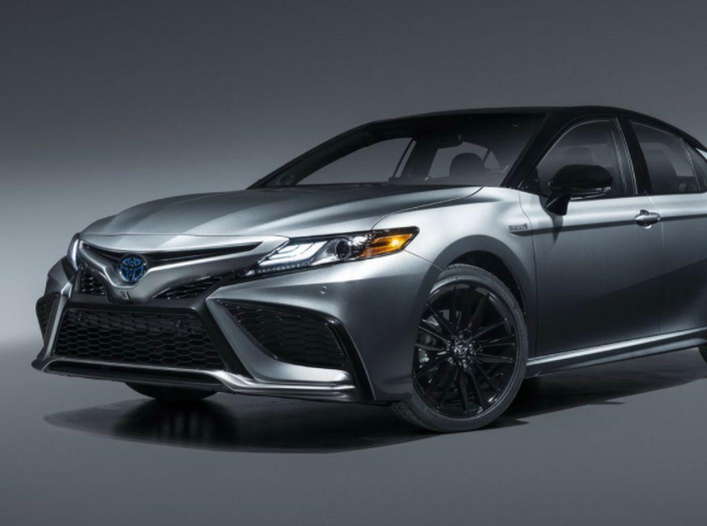 Toyota Camry 2021 Dibanderol Lebih Murah, Model Hybrid-nya Juga