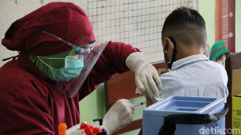 Upaya Cegah Campak di Tengah Pandemi