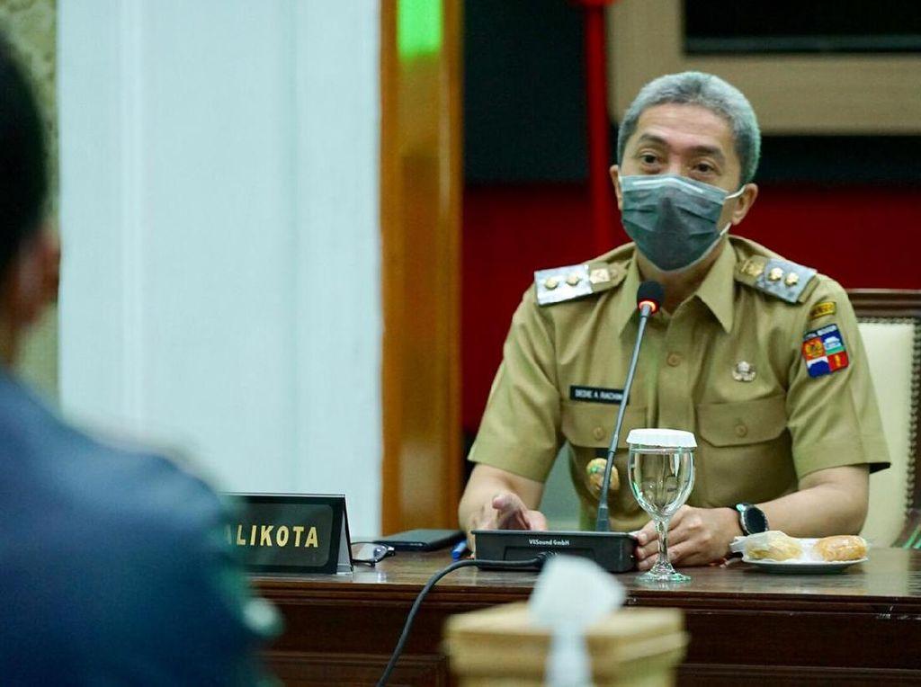Wawalkot: 50 Persen Pasien di RS Bogor Berasal dari Luar Kota