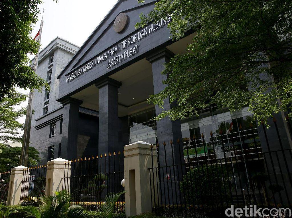 Hakim PN Jakpus Sahkan Pencabutan Gugatan Marzuki Alie dkk ke AHY