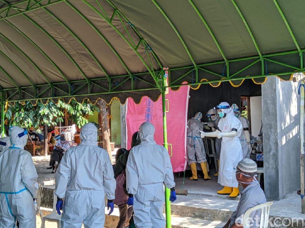 Puluhan Orang Klaster Jagong Bayi di Ponorogo Negatif COVID-19