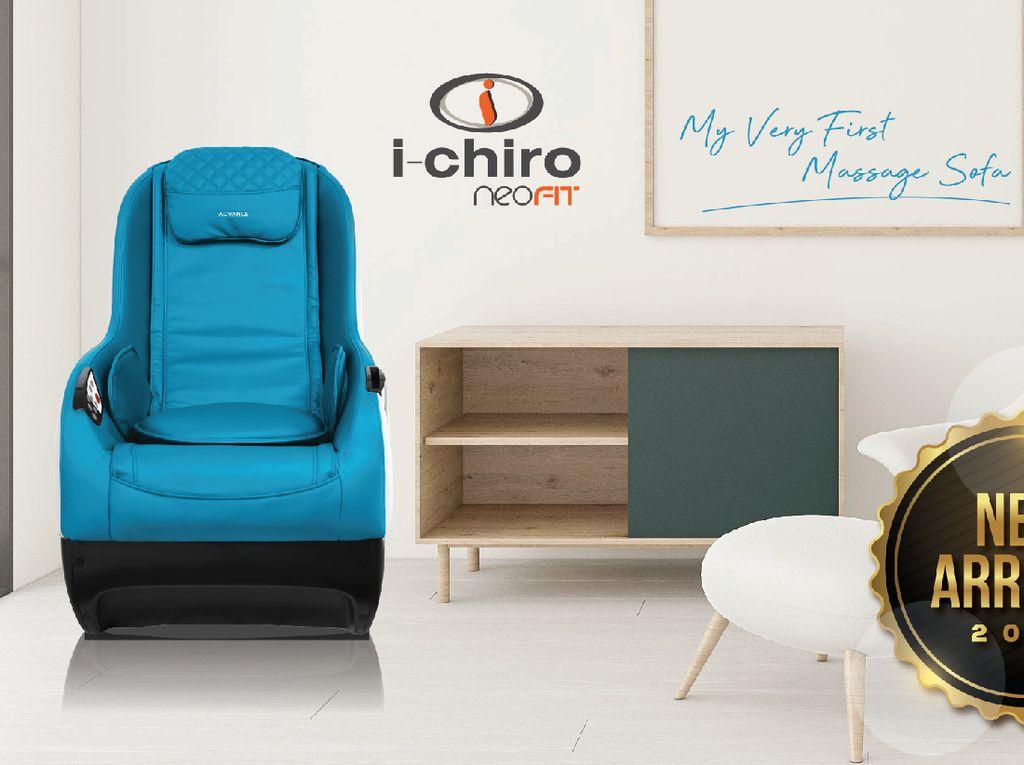 ADVANCE Segera Luncurkan Sofa Massage Terbaru dengan Harga Kompetitif