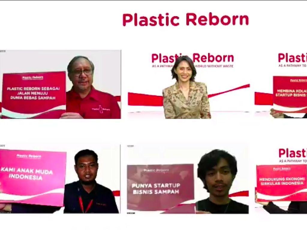 Program Plastic Reborn 2.0 Bantu Startup Tingkatkan Pengelolaan Sampah