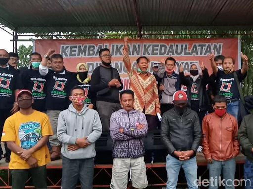 Muncul Deklarasi Kotak Kosong di Pilkada Wonosobo