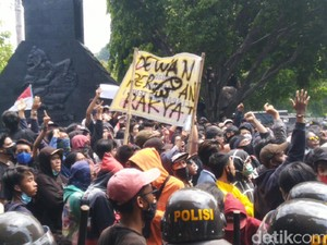 PD Jateng: Isu Danai Demo Omnibus Law Fitnah, Kasihan Buruh Direndahkan
