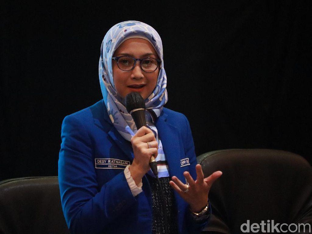 Desy Ratnasari Terpilih Jadi Ketua DPW PAN Jabar