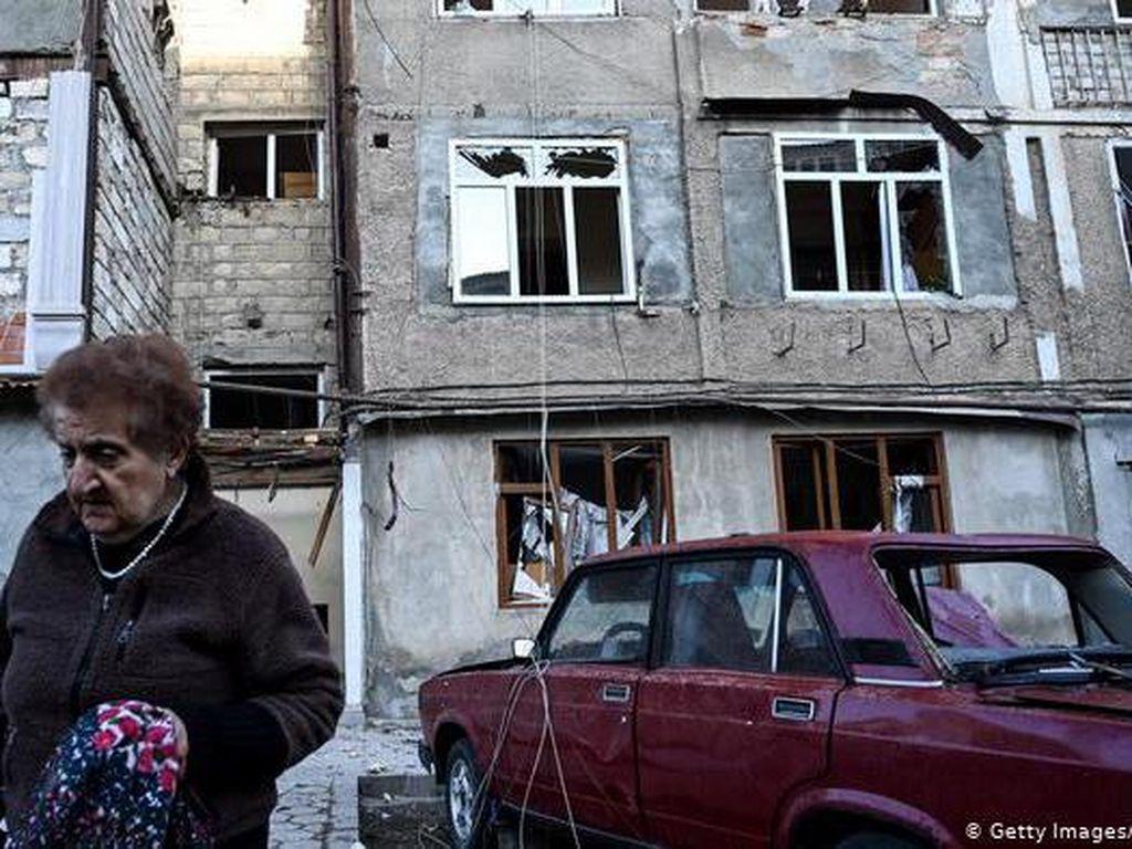 Armenia: Damai di Nagorno-Karabakh Bergantung pada Turki