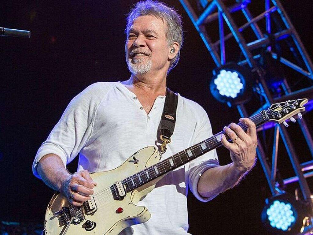 Anak Eddie Van Halen Bicara soal Penghormatan untuk Ayahnya di Grammy