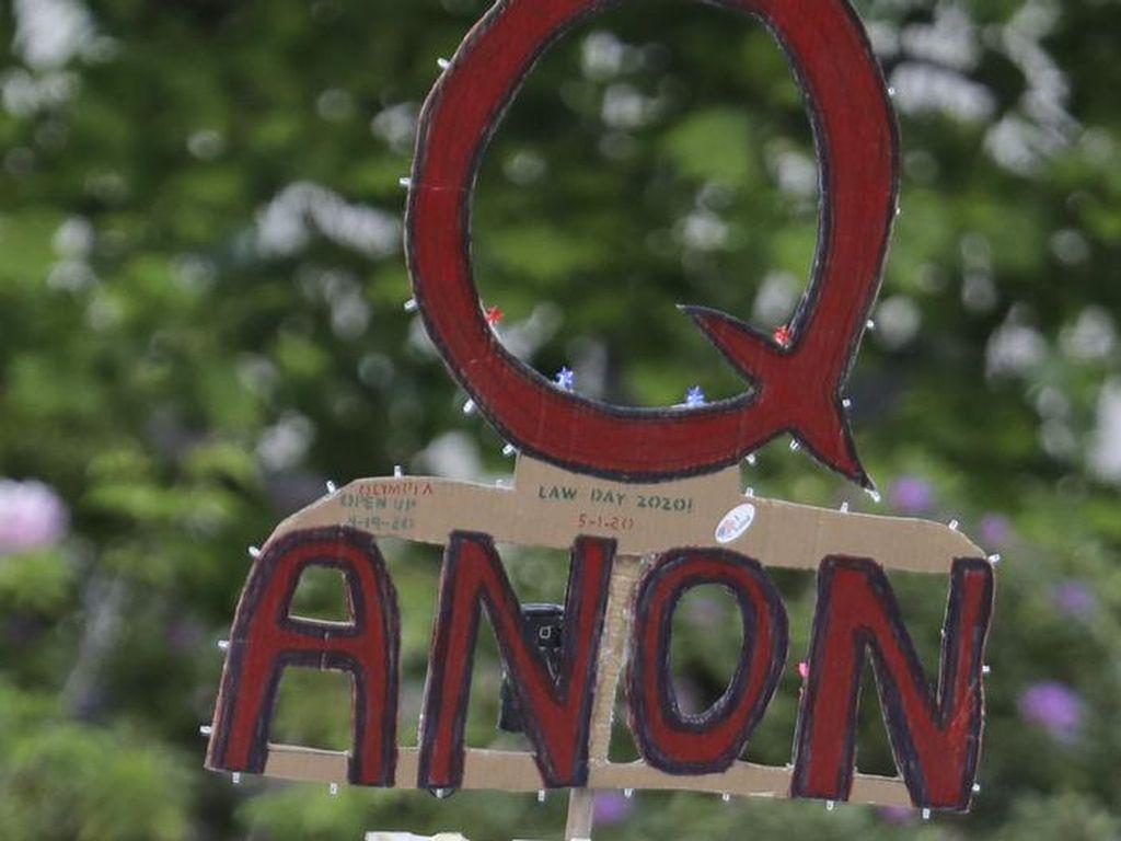 Facebook Larang Akun Teori Konsipirasi QAnon yang Sebarkan Informasi Sesat
