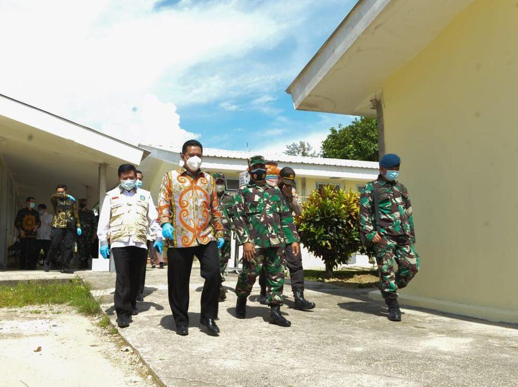 Geliat Aktivitas RSKI Pulau Galang