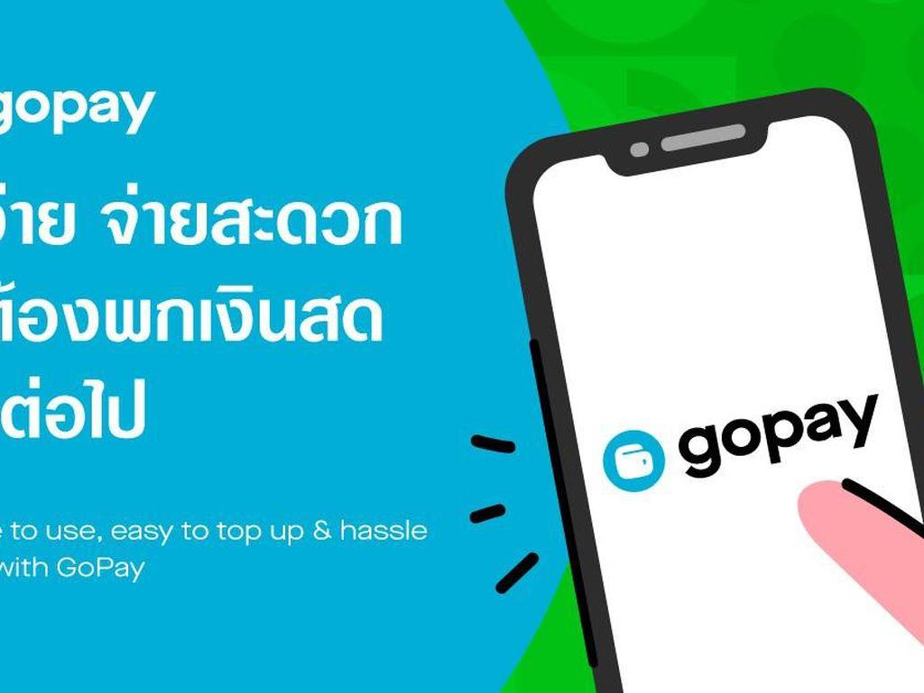 Gojek Sekarang di Thailand, Apa Kabar GoPay?