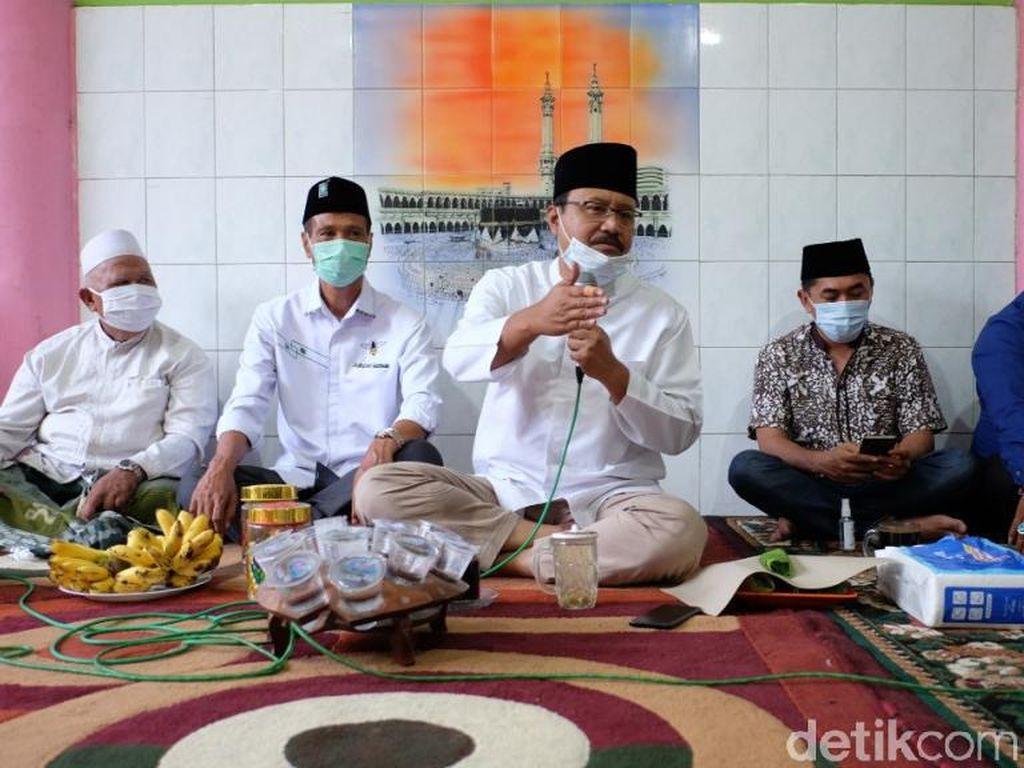 Gus Ipul Siapkan Layanan e-Sambat ke Warga Kota Pasuruan