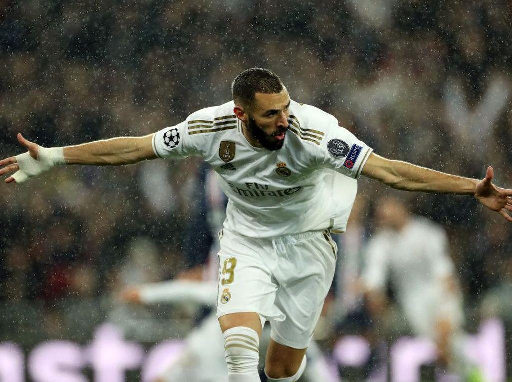 Karim Benzema: Tak Mudah Jadi Pemain Real Madrid