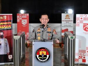Polri Ungkap Kendala Penyelidikan Kasus Investasi Bodong Kampoeng Kurma