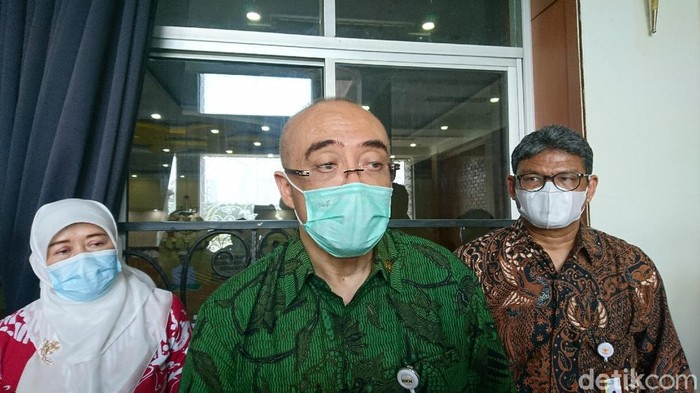 Kepala Badan Kepegawaian Nasional (BKN), Bima Haria Wibisana (M Iqbal/detikcom)