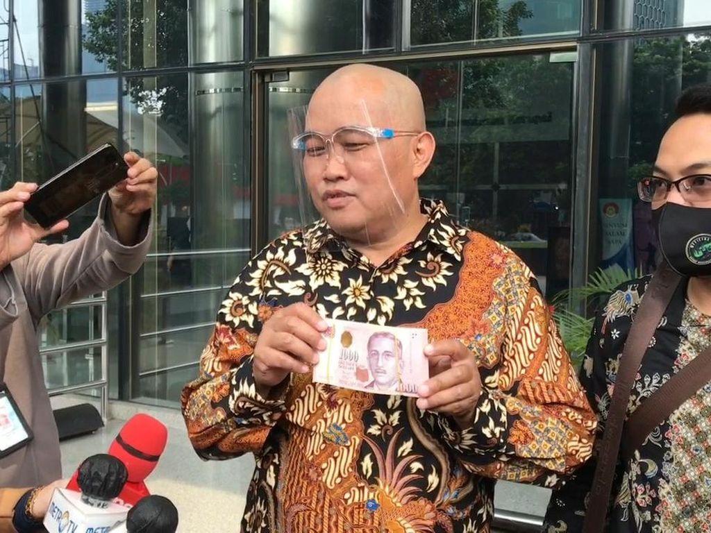 KPK Akan Cari Tahu Identitas Pemberi SGD 100 Ribu ke Boyamin MAKI