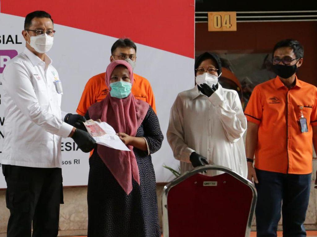Sasar 225 Ribu KPM, Total Bantuan Tunai di Surabaya Lebih dari Rp 67 M