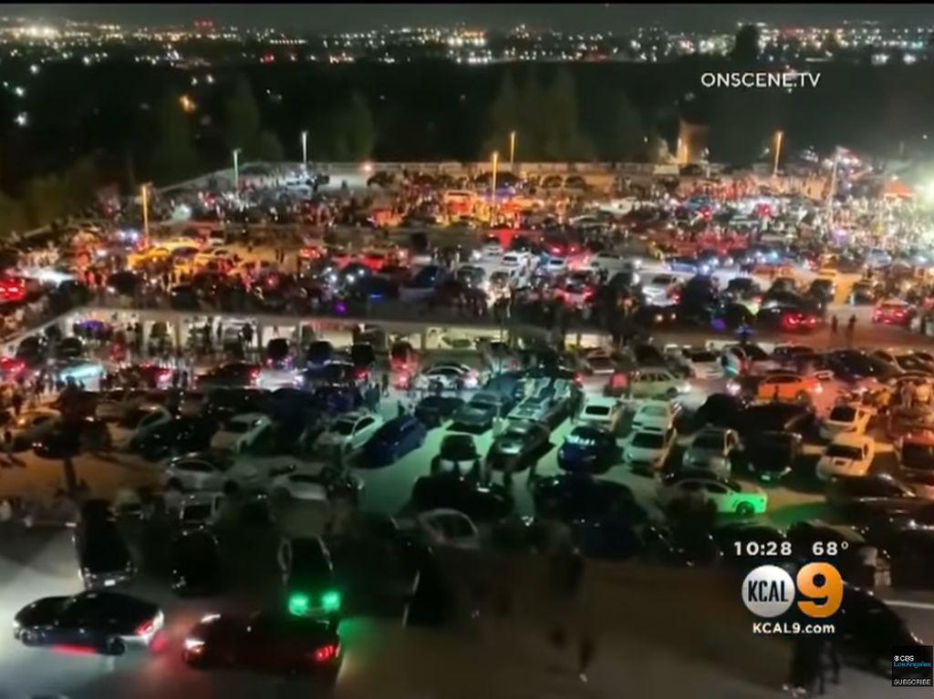 Pameran Mobil Digelar, 3.000 Orang Terancam Positif COVID-19