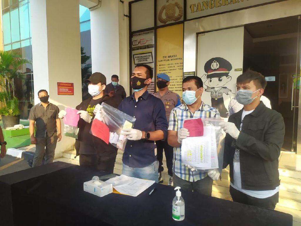 4 Karyawan Spa Vins 3 Tangerang Jadi Tersangka TPPO: Pemilik-OB