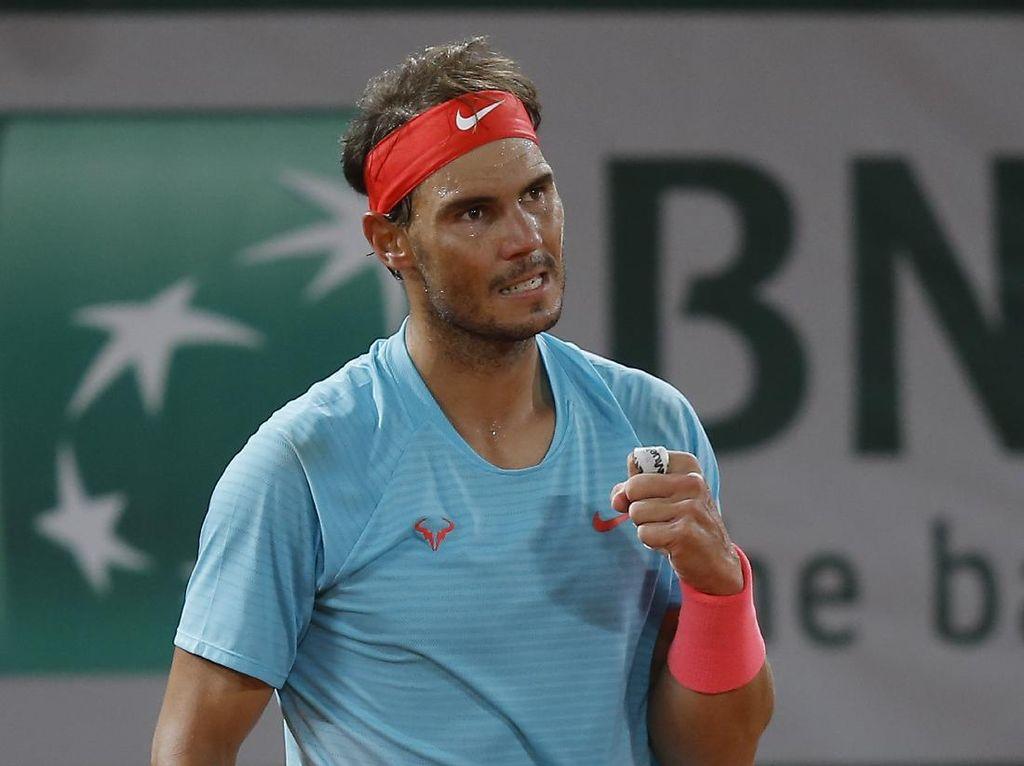 Prancis Terbuka: Rafael Nadal Melaju ke Semifinal