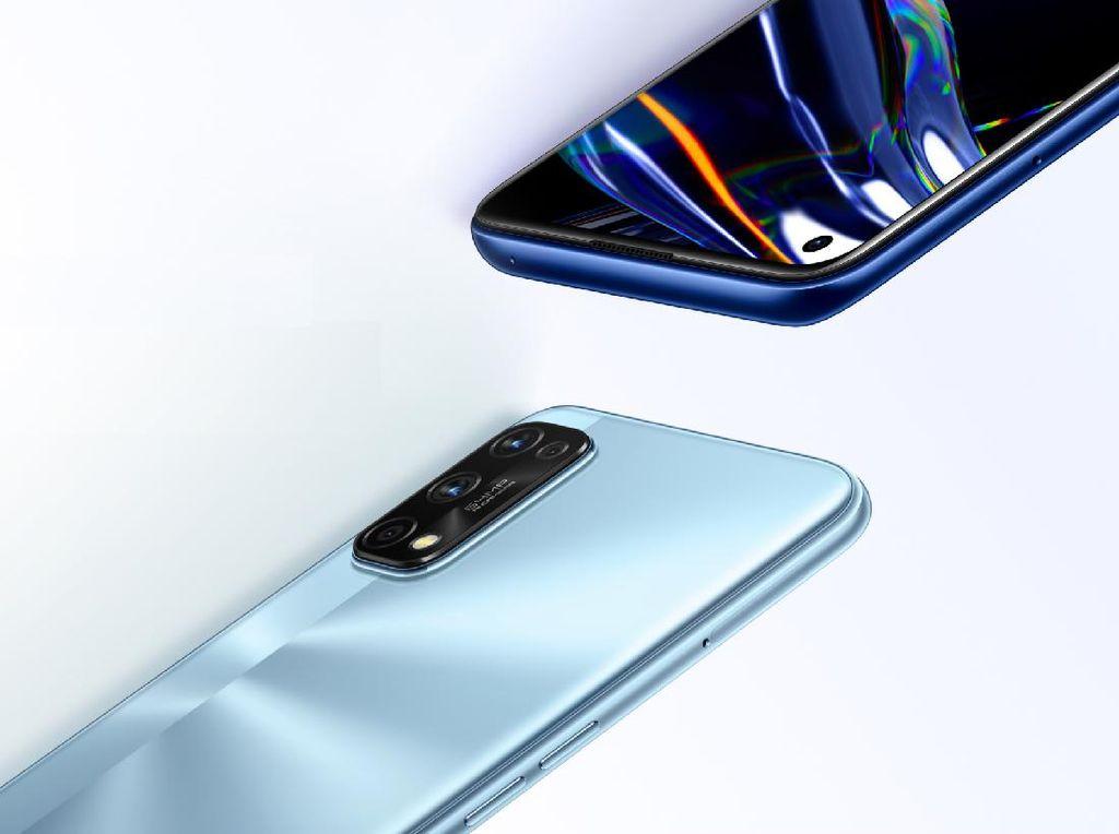 Realme 7 Pro dan C17: Harga, Spesifikasi, Desain