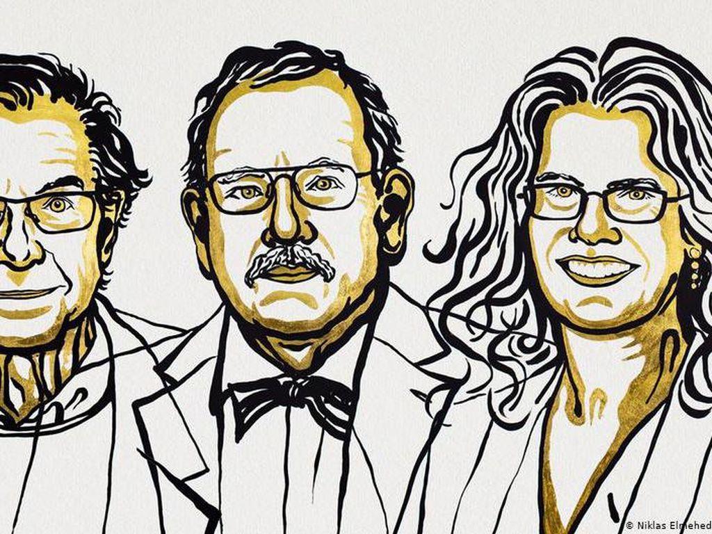 Riset Lubang Hitam Raih Penghargaan Nobel Fisika 2020