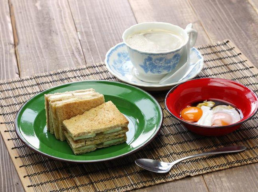 Roti Bakar Versi 5 Negara, dari Malaysia hingga Swedia
