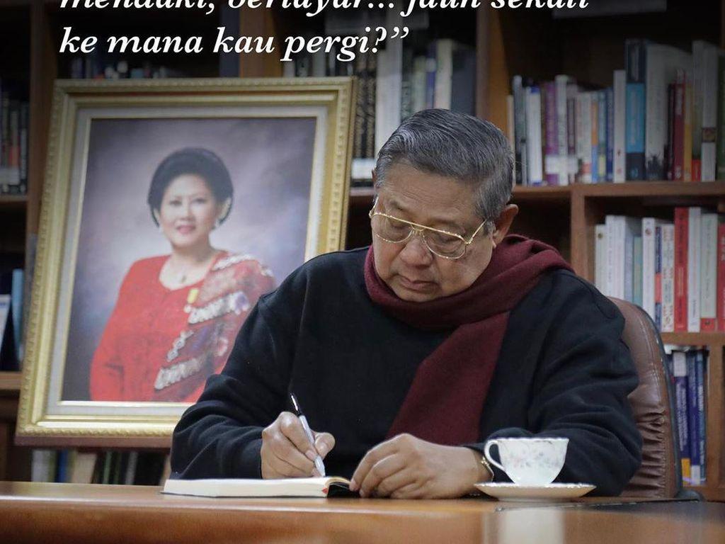 SBY Disebut Penggagas PD, Max Sopacua: Konyol