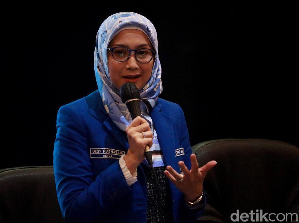 Setelah Cellica, Kini Desy Ratnasari Disebut Akan Ramailkan Pilgub Jabar 2023