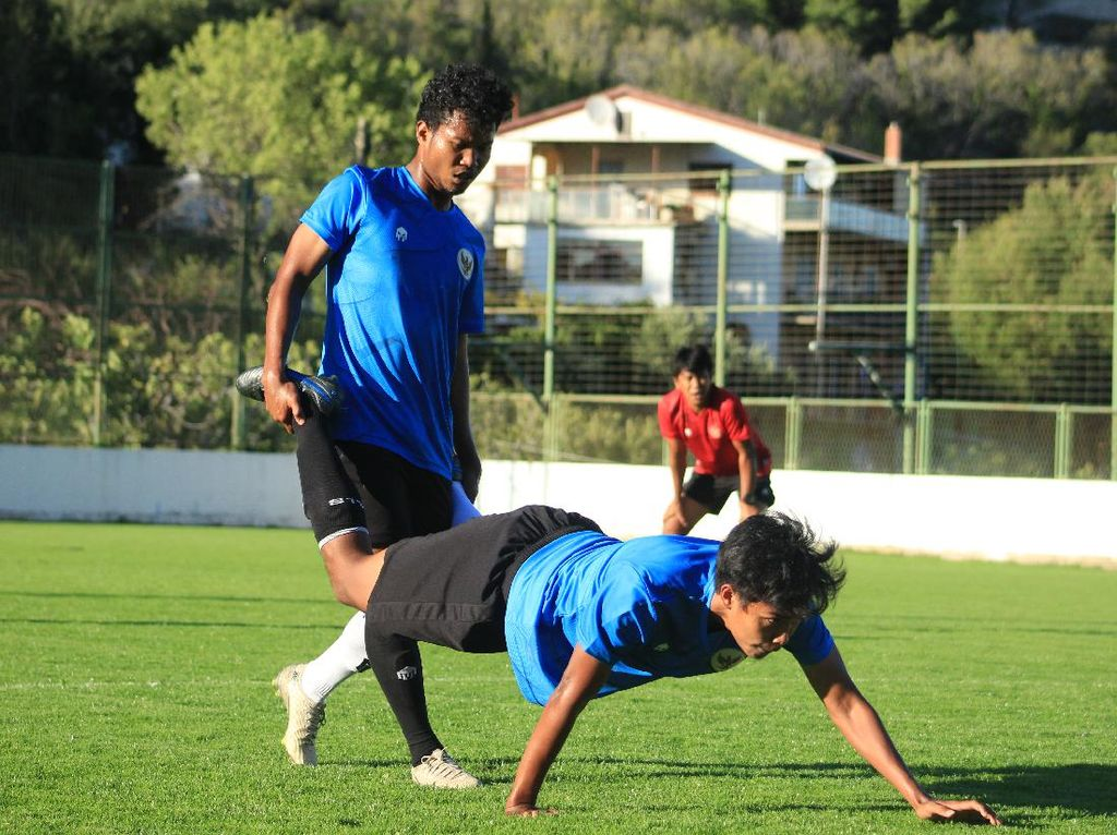 PSSI Tunggu Jawaban Korea dan Belanda buat Latihan Timnas U-19