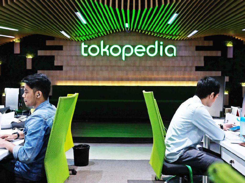 Tokopedia Bocorkan Strategi Rajai Marketplace di Indonesia