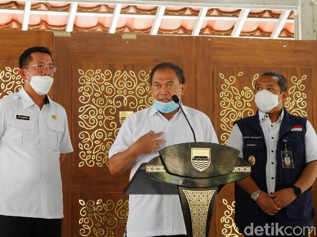 Wali Kota Bandung Menyatakan Siap Disuntik Vaksin COVID-19