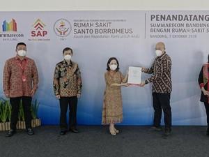 Rumah Sakit Santo Borromeus Hadir di Summarecon Bandung