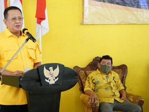Bamsoet Dorong Kader Golkar Sosialisasi UU Cipta Kerja