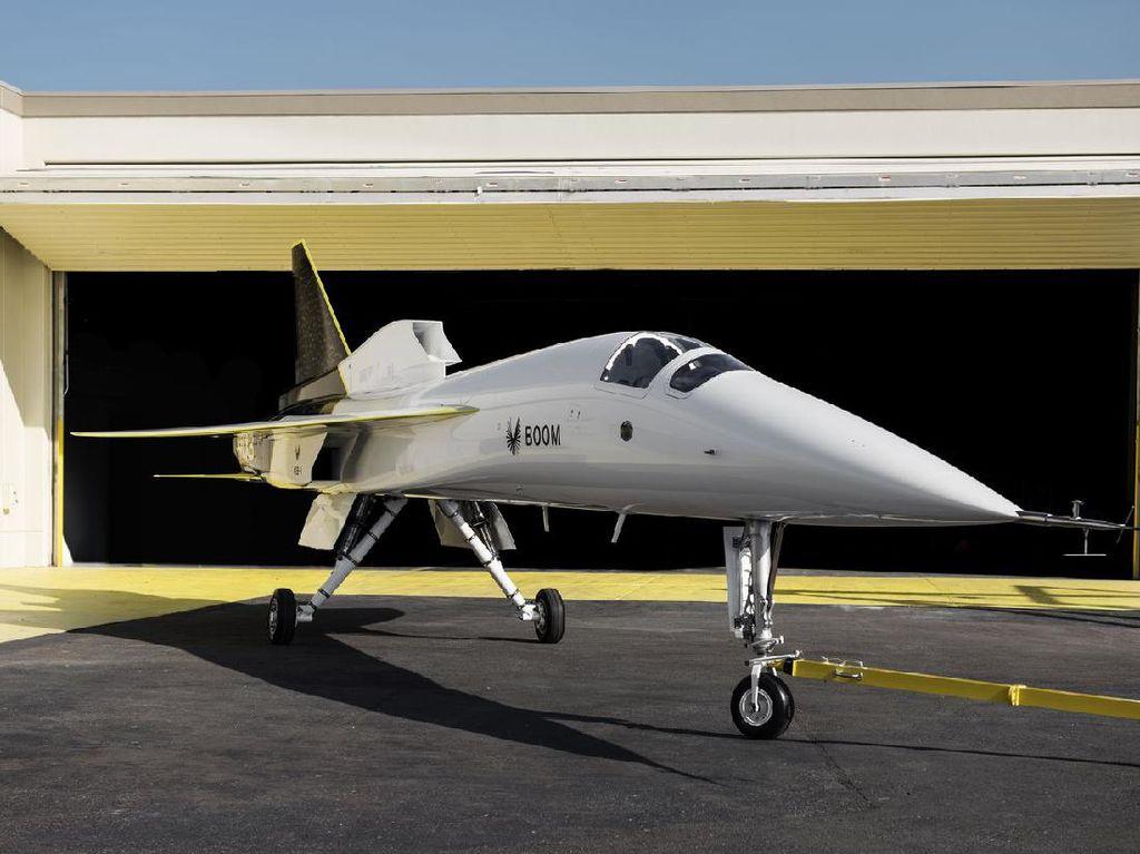 Dengan Rp 1,4 Juta Bakal Bisa Rasakan Penerbangan Supersonik ke Mana Saja