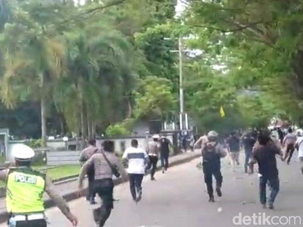 Kapolda Maluku Janji Usut Pemukul Mahasiswa Demo Omnibus Law
