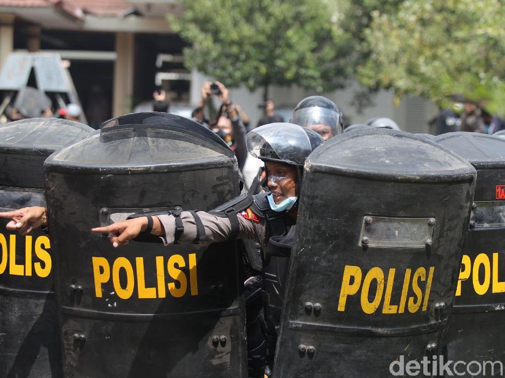 Sejumlah Wartawan Jadi Korban Saat Kericuhan di Malioboro Kemarin