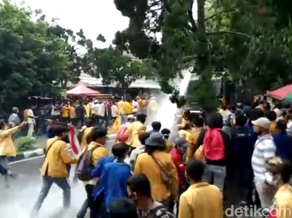 4 Anggota Geng Motor Terlibat Demo Ricuh di Kota Sukabumi