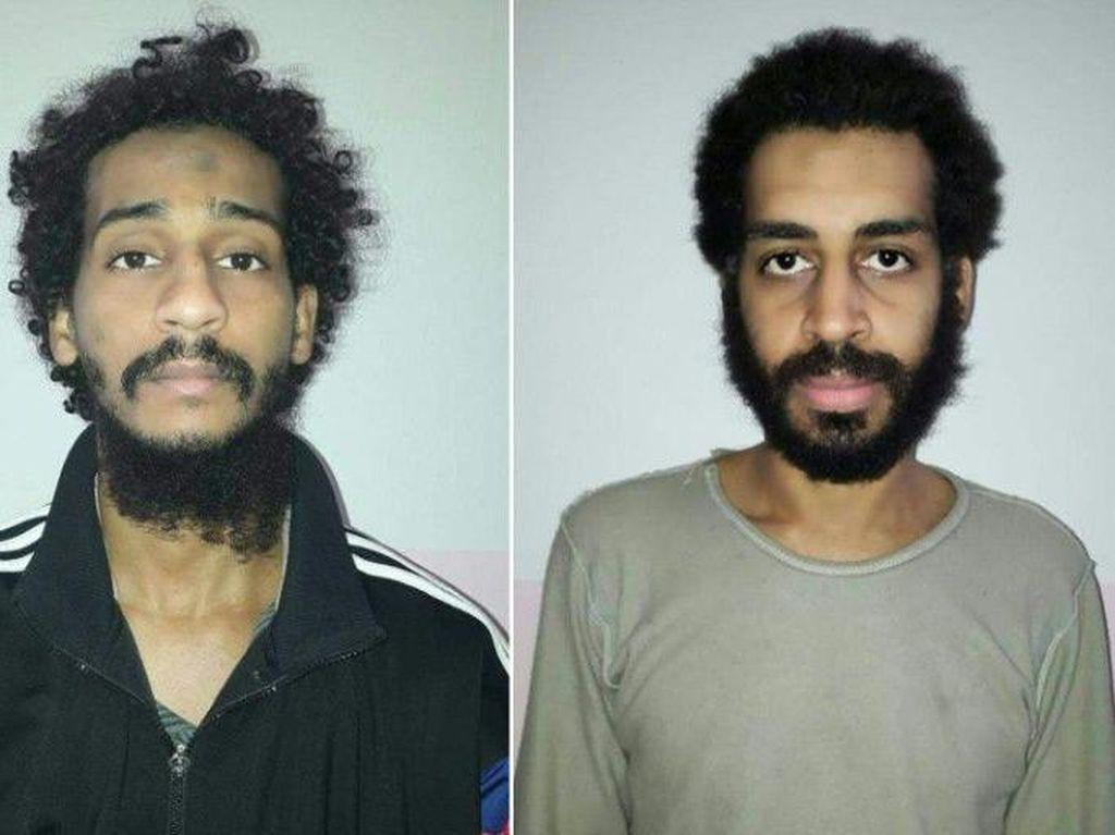 2 Anggota ISIS The Beatles Diadili Atas Pembunuhan 4 Warga AS